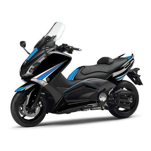 Zestaw naklejek PUIG do Yamaha T-Max 530 12-15 (niebieskie 7913)