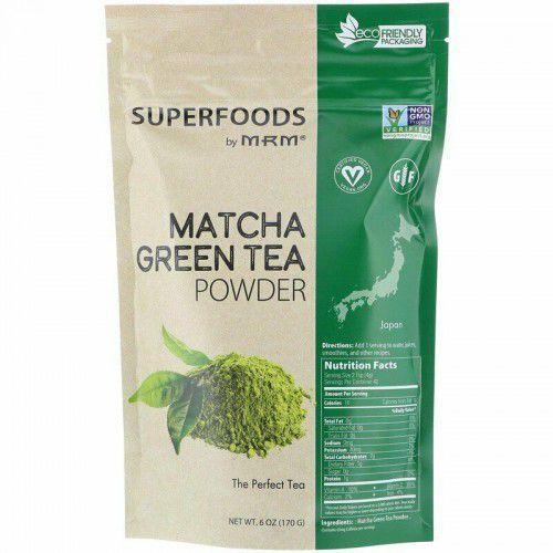 MRM Matcha Green Tea 170g