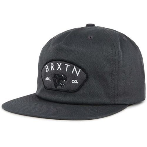 czapka z daszkiem BRIXTON - Waylon Hp Snbk Charcoal (CHARC) rozmiar: OS