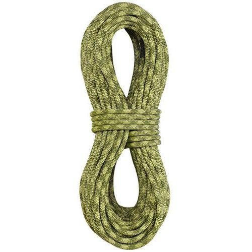 Edelrid python lina wspinaczkowa 10mm 60m zielony 2018 liny pojedyncze (4052285499273)