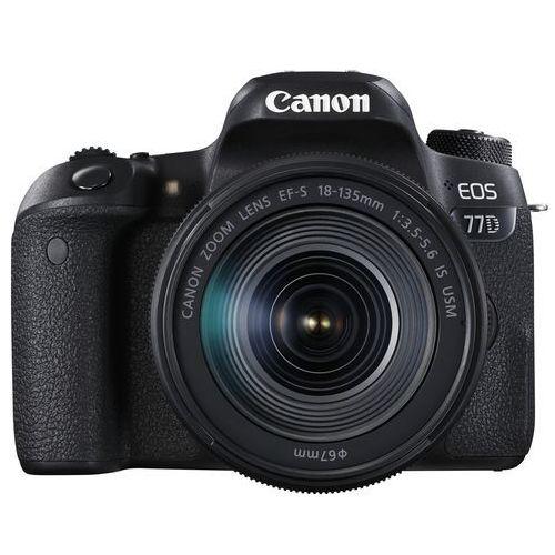Canon EOS 77D - OKAZJE