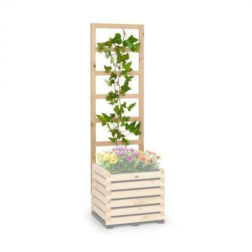 modu grow 50 up, pergola/podpora, 151 x 50 x 3 cm, drewno sosnowe marki Blumfeldt
