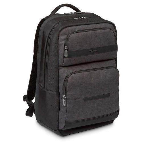 Plecak TARGUS CitySmart Advanced 15.6 cala Czarno-szary (TSB912EU) + Zamów z DOSTAWĄ JUTRO! + DARMOWY TRANSPORT!, kolor wielokolorowy