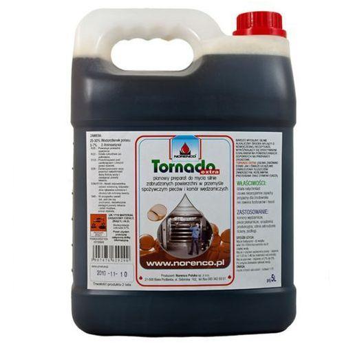 Tornado extra 5l - do usuwania najtrudniejszych zabrudzeń organicznych marki Norenco