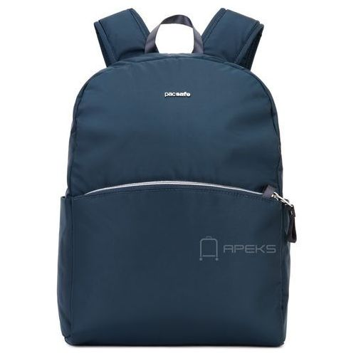 """stylesafe plecak damski na laptopa 11"""" / antykradzieżowy / granatowy - navy marki Pacsafe"""