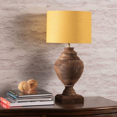 Dekoria Lampa stołowa Milazzo wys. 61cm, 30x30x61cm - sprawdź w wybranym sklepie