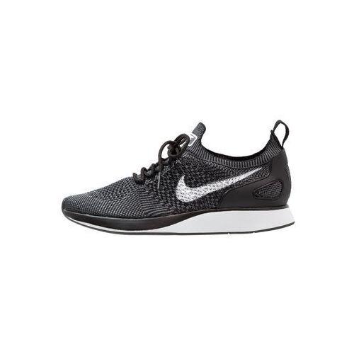 Nike Sportswear AIR ZOOM MARIAH FLYKNIT RACER Tenisówki i Trampki black/white/dark grey, 38.5-49.5