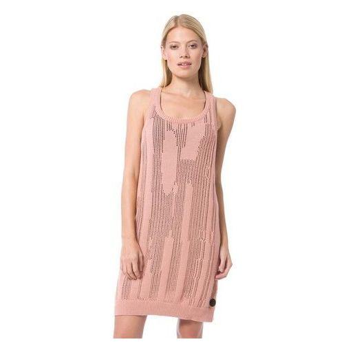 sukienka NIKITA - Kvinna Cafe Creme (CCR), kolor różowy