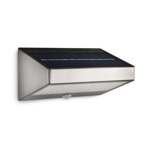 PHILIPS GREENHOUSE Kinkiet solarny z czujnikiem ruchu 1x1W SELV 17811/47/16 (8718291489474)