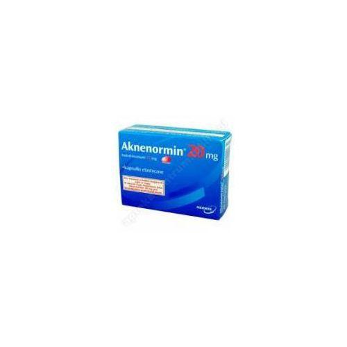 Hermal kurt herrmann gmbh and co. Aknenormin 20 mg kaps.elast. 0,02g 30kaps. lek wydawany na receptę lekarską-tylko odbiór osobisty
