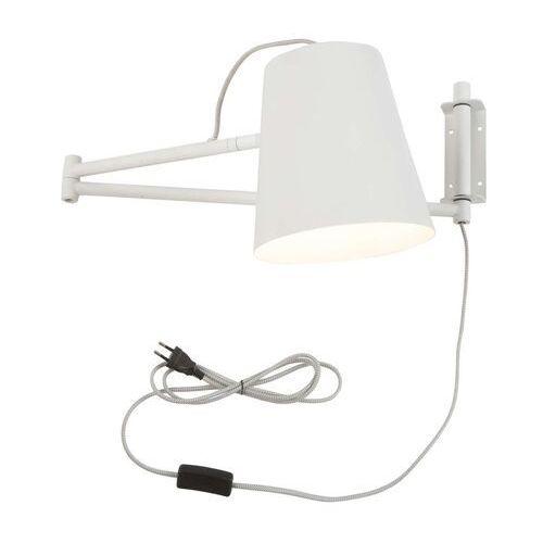 lampa ścienna brisbane/w/w biała brisbane/w/w marki It's about romi