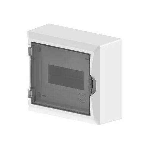 Rozdzielnica 1x8 natynkowa IP40 2502-01 Economic-Box Elektro-Plast (5902012986530)
