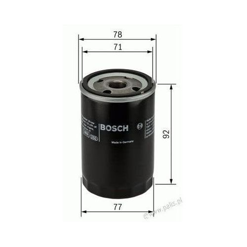 Filtr oleju BOSCH F 026 407 017 / OP 546/1 !ODBIÓR OSOBISTY KRAKÓW! lub wysyłka