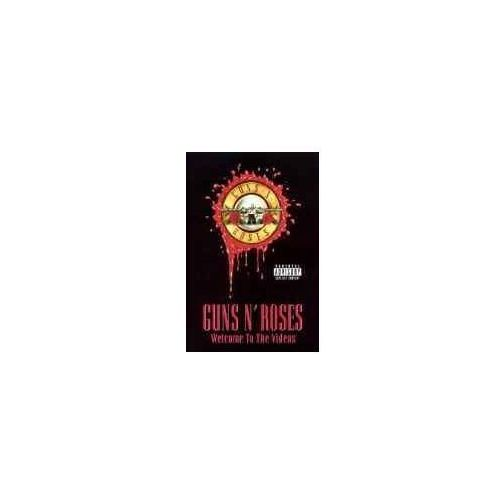 Welcome To The Videos - Guns N' Roses (Płyta DVD) (0602498613368)