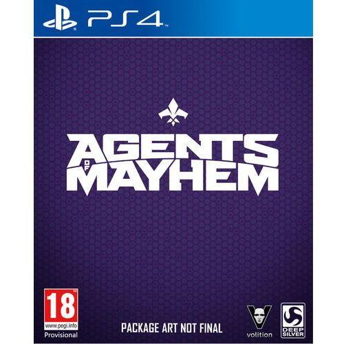 Agents of Mayhem, gra PlayStation4