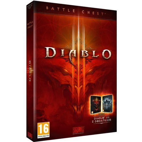 Diablo 3, gatunek gry: akcja