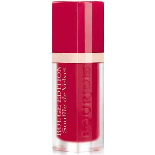 Bourjois , rouge edition souffle de velvet. pomadka do ust, 03 vipeach, 7,7ml - bourjois (3052503407302)
