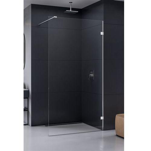 Ścianka prysznicowa 80 cm - 8mm exk-0213 eventa marki New trendy