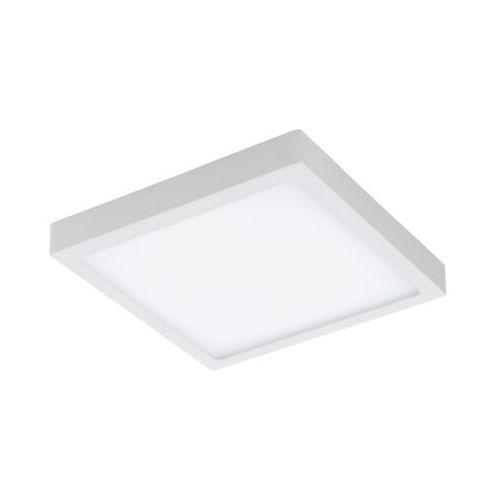 Eglo Plafon fueva 1 96169 lampa sufitowa oprawa downlight oczko 1x22w led biały kwadr.