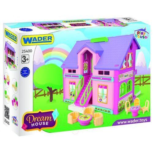 Wader Play house domek dla lalek - 25400 - #a1