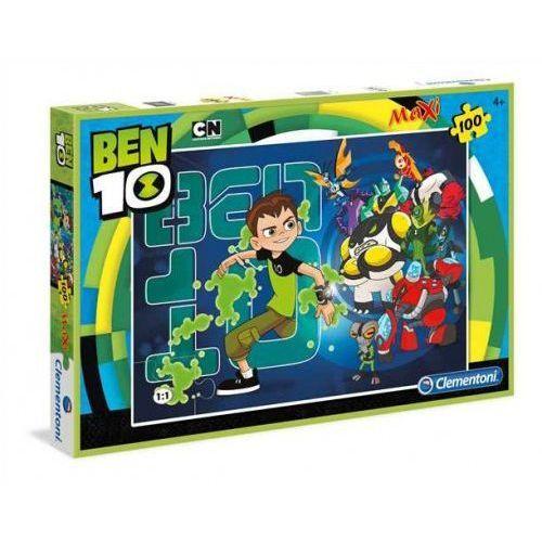 100 elementów MAXI Linia Specjalna Ben 10, 1_629864