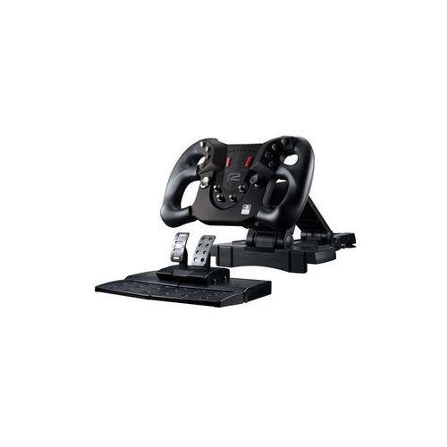 PLAYART PS4 Pace Wheel with Pedals - Kierownica i zestaw pedałów - Sony PlayStation 4
