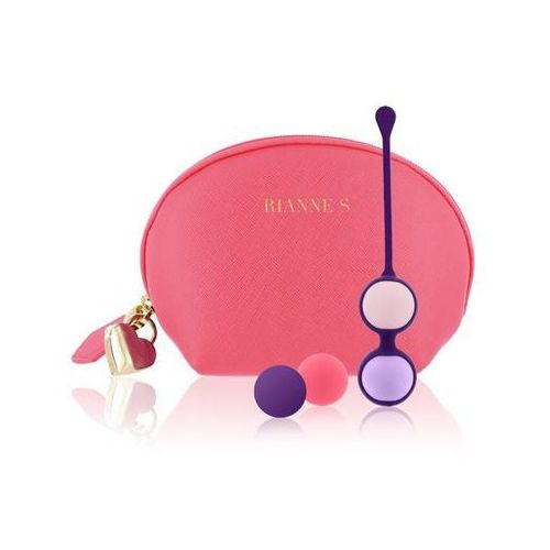 Rianne s. (dk) Rianne s - pussy playballs (coral rose) (8717903272091)
