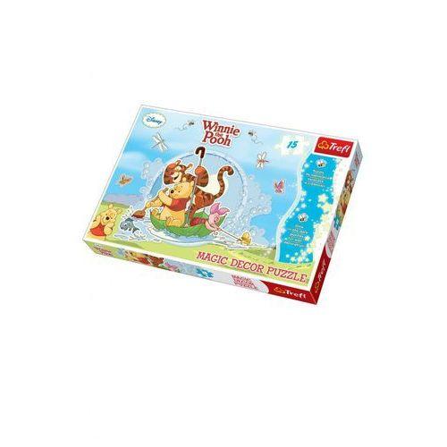 Puzzle 15 Magic Decor. Kubuś Puchatek, 5900511146028_709761_001