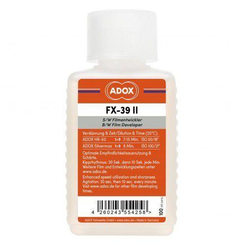 ADOX wywoływacz FX-39 II 100 ml, 4260243554258