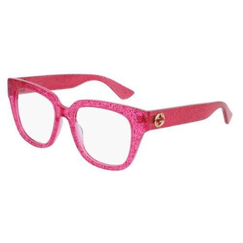 Okulary korekcyjne gg0037o 004 marki Gucci