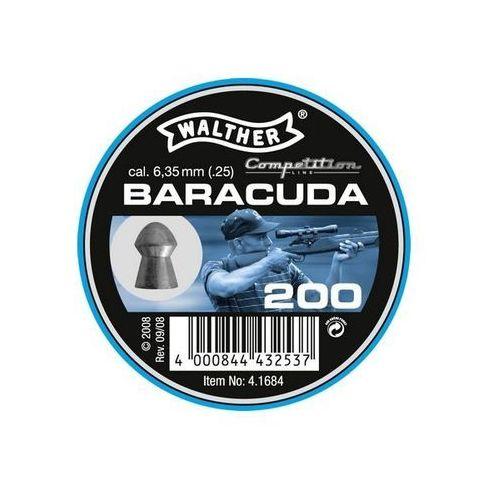 śrut 6,35 mm WALTHER BARACUDA 200szt. (4.1684) - sprawdź w wybranym sklepie