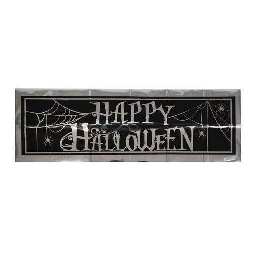Dekoracja ścienna baner Happy Halloween - 86 cm - 1 szt. (8712364746327)