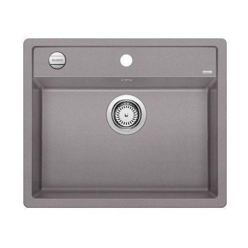 Zlewozmywak DALAGO 6 61,5 cm BLANCO, kolor srebrny