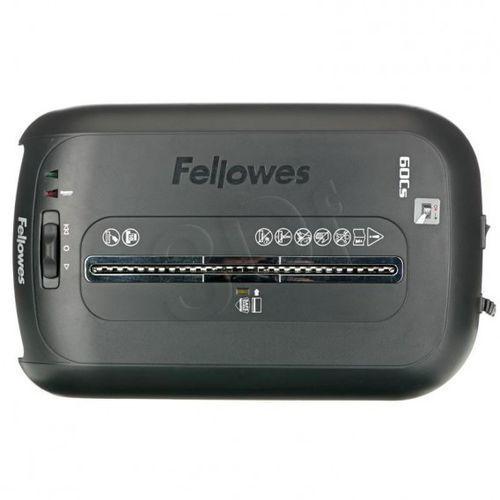 Fellowes 60cs (4049485520005). Najniższe ceny, najlepsze promocje w sklepach, opinie.