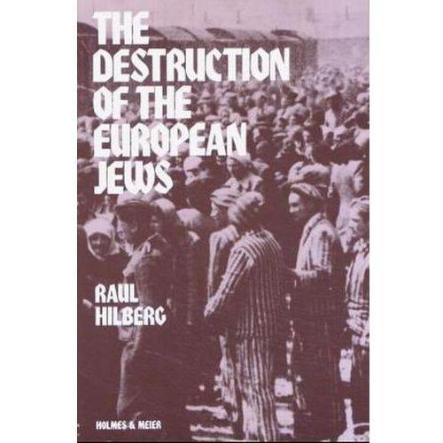 Destruction of the European Jews (9780841909106)