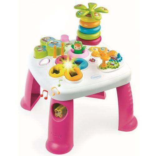 Smoby cotoons stolik dla dziecka różowy - drogo? negocjuj na stronie!