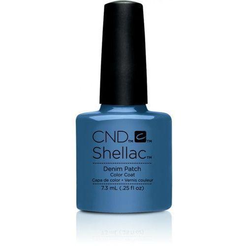 CND - SHELLAC - Denim Patch *CRAFT CULTURE #91254