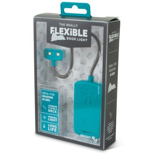If Flexible book light lampka do książki turkusowa (5035393398040)