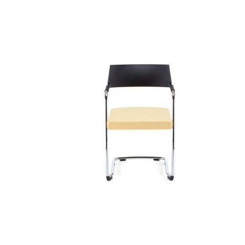 Nowy styl Krzesło wait pp - do poczekalni i sal konferencyjnych, konferencyjne, na nogach, stacjonarne