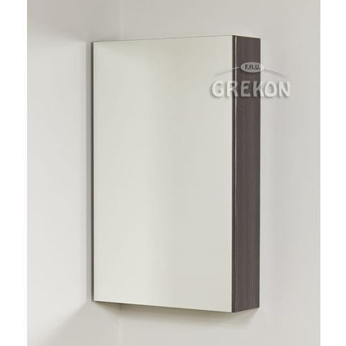 Szafka wisząca z lustrem 50x80 seria fokus fino marki Gante