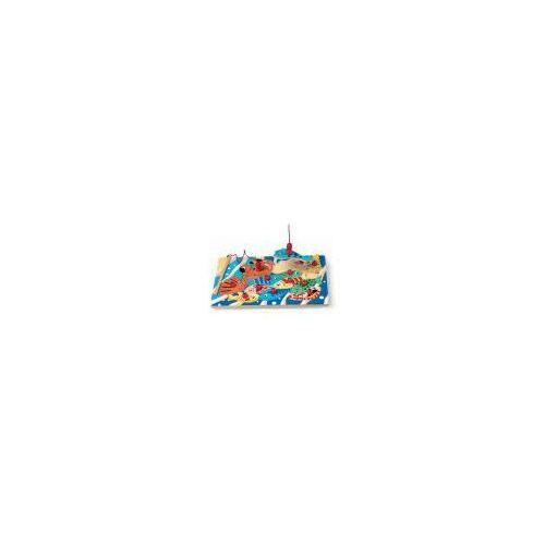 Small foot design Wędkowanie - puzzle (4020972081858)