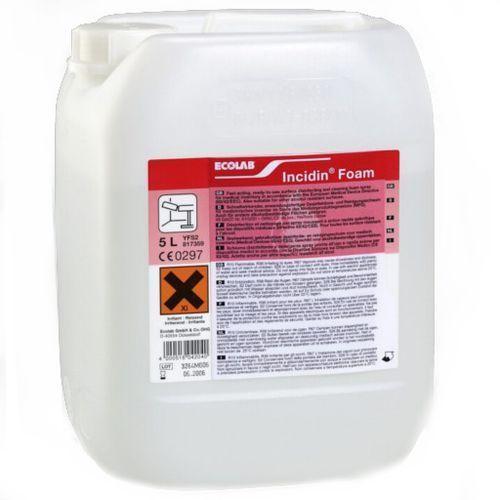 Ecolab Płyn do dezynfekcji sprzętu medycznego incidin foam® 5 litrów