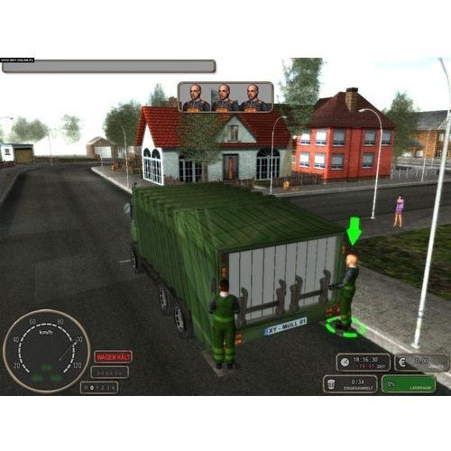 Symulator Śmieciarki - gra PC