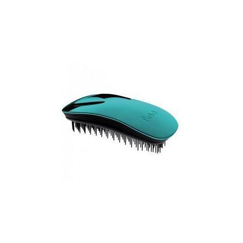 Ikoo Home, szczotka do włosów, metaliczna niebieska