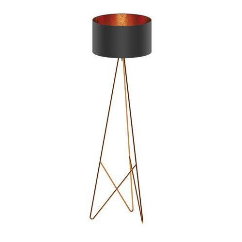 Eglo  39229 - lampa podłogowa camporale 1xe27/60w/230v (9002759392291)