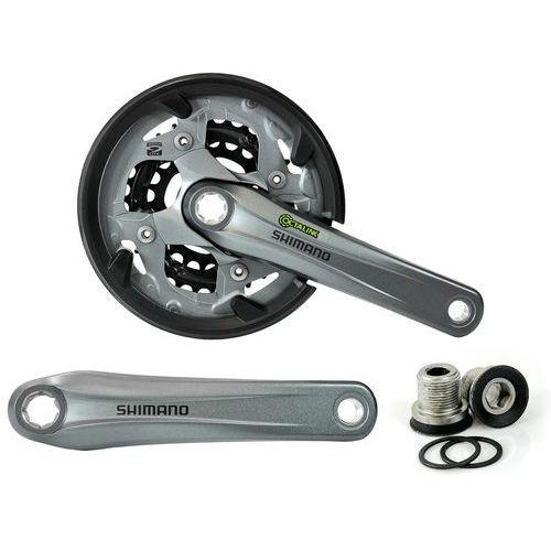 Shimano Efcm4000e002c mechanizm korbowy fc-m4000 40x30x22t 9 rz. 175 mm octalink (4524667601845)