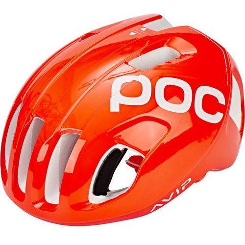 ventral spin kask rowerowy pomarańczowy l | 56-62cm 2018 kaski rowerowe marki Poc
