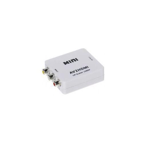 KONWERTER AV/HDMI CVBS FullHD 1080p