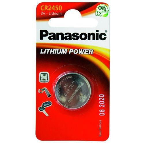 Panasonic Bateria cr-2450el/1b (5410853053538)
