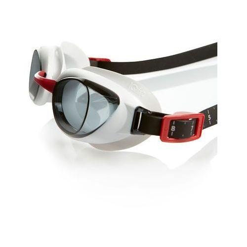 speedo Aquapure Okulary pływackie szary/biały Okulary do pływania - produkt z kategorii- Okularki pływackie